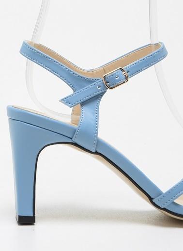 F By Fabrika Kadın Ten Ayakkabı LENA Mavi